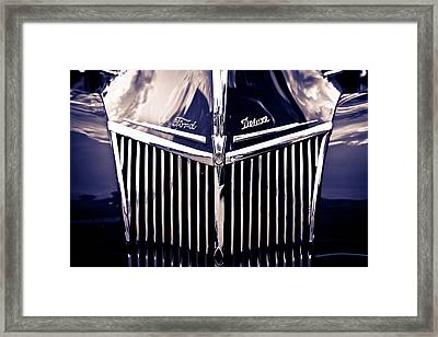 Car No. 9 Framed Print