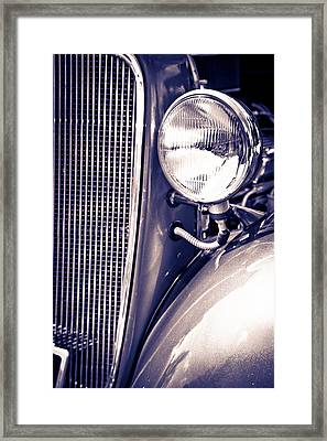 Car No.1 Framed Print