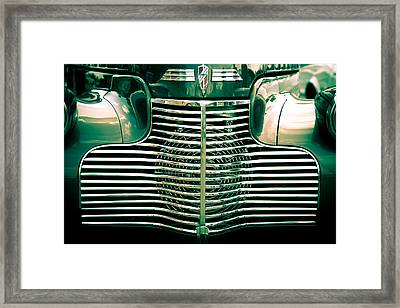 Car No.11 Framed Print