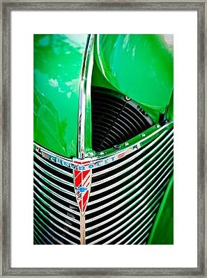 Car No.12 Framed Print