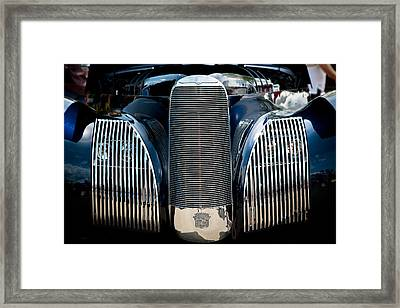 Car No.13 - Cadillac Framed Print