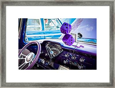 Car No.15 Framed Print