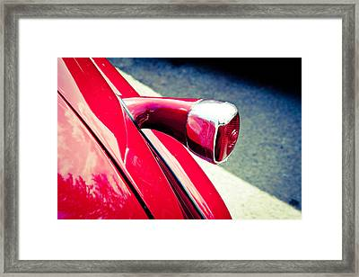 Car No.3 Framed Print