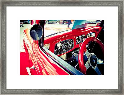 Car No.4 Framed Print