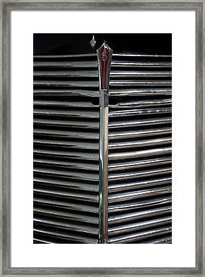 Car Radiator I Framed Print by Helen Northcott