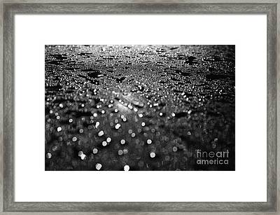 Car Window Framed Print by Tassos Pasalis