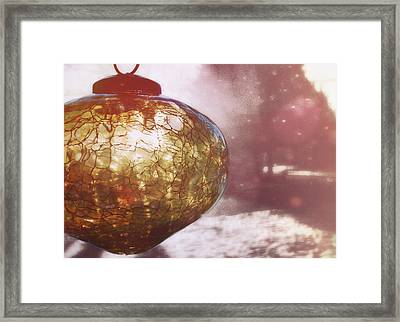 Caramel Framed Print by JAMART Photography