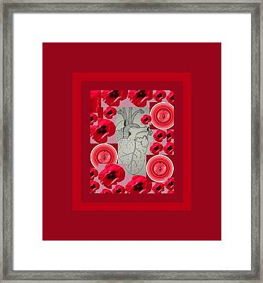 Framed Print featuring the mixed media Carazon2 By Beth Valory And Julia Woodman by Julia Woodman