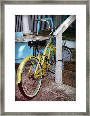 Carbon Neutral Framed Print by JAMART Photography