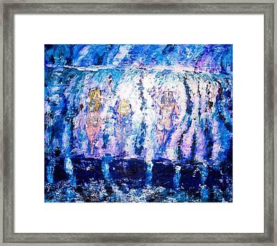 Carefree Framed Print by Piety Dsilva