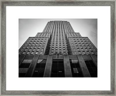Carew Tower Framed Print by Rob Amend