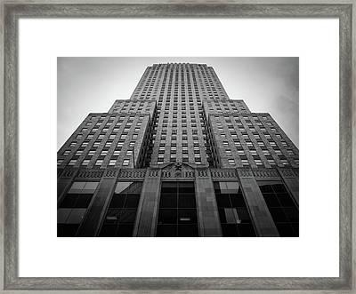 Carew Tower Framed Print