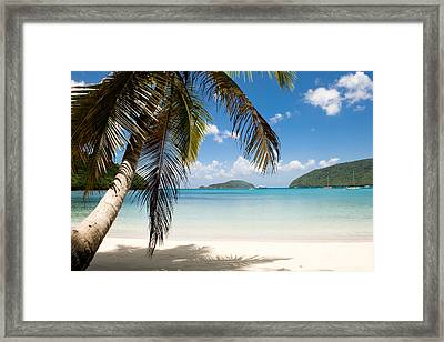 Caribbean Afternoon Framed Print