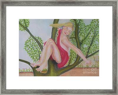Carla Framed Print by Neil Trapp