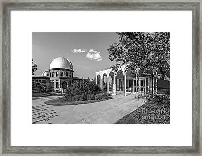 Carleton College Goodsell Observatory Framed Print by University Icons