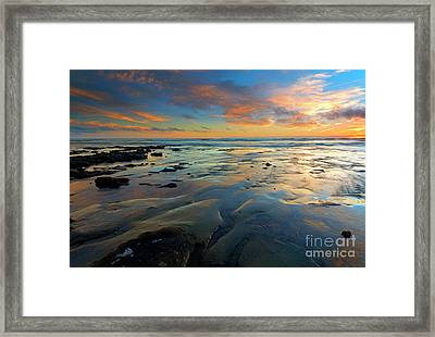 Carlsbad Color Framed Print