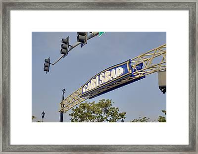 Carlsbad Framed Print