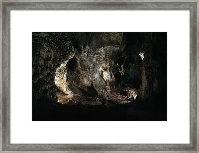 Carlsbad Tunnels Framed Print