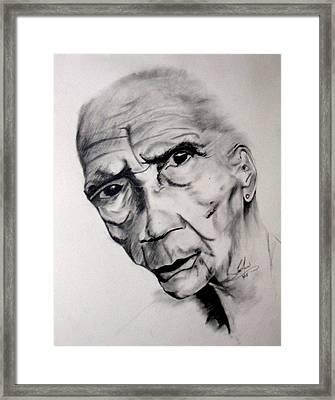 Carmen Framed Print by LeeAnn Alexander