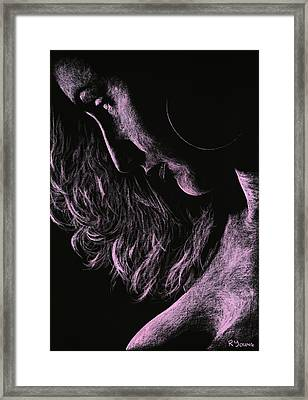 Carmen Framed Print by Richard Young