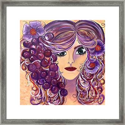 Carmenita Framed Print