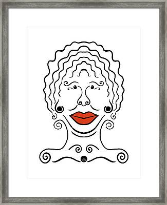 Carmina Framed Print