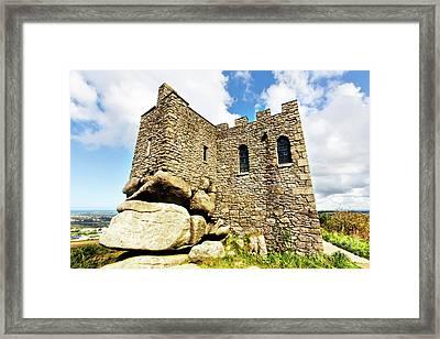 Carn Brea Castle Framed Print