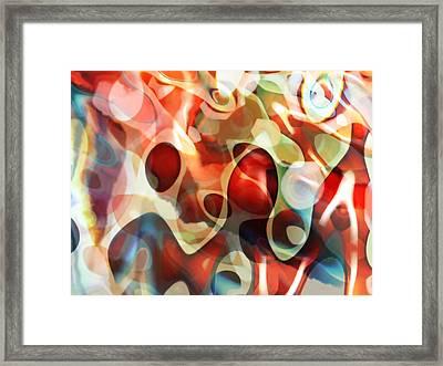 Carnevale Illusion Framed Print by Lauren Goia
