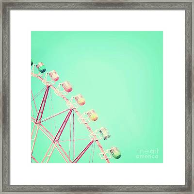 Carnival Framed Print by Delphimages Photo Creations