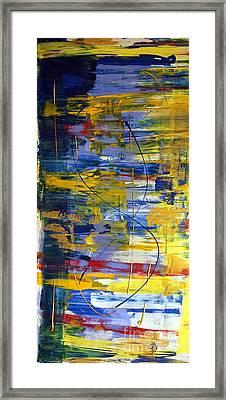 Carnival II Framed Print