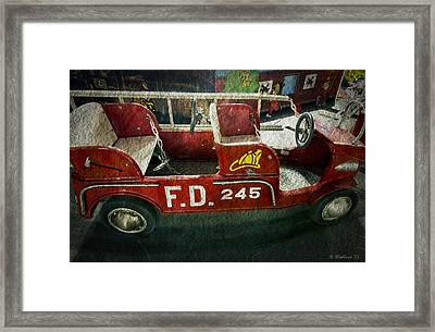 Carnival Memories Framed Print by Brian Wallace