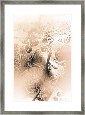 Carnival Mystery Framed Print by Jorgo Photography - Wall Art Gallery