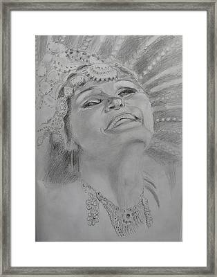 Carnival Joy Framed Print