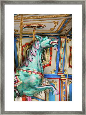 Carnival - Year Of The Dragon Framed Print