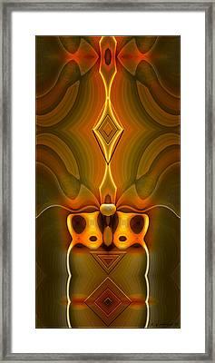 Carnivale IIi Framed Print by Daniel G Walczyk