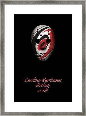 Carolina Hurricanes Established Framed Print