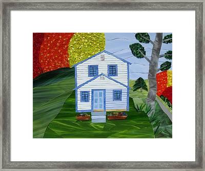 Carolina Jewel Framed Print by Charles McDonell