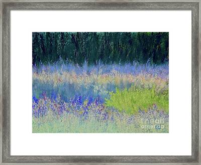 Carol's Meadow Framed Print