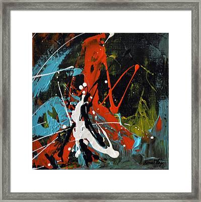 Carousel 2 Framed Print