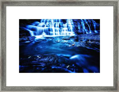 Carrick Creek 1 Framed Print by Gestalt Imagery