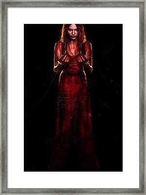 Carrie 2013 Framed Print