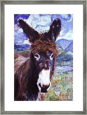 Carrot Top Framed Print