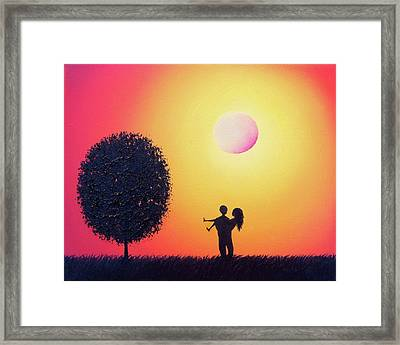 Carry On Framed Print by Rachel Bingaman