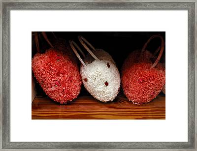 Carry You Bag Framed Print by Jez C Self