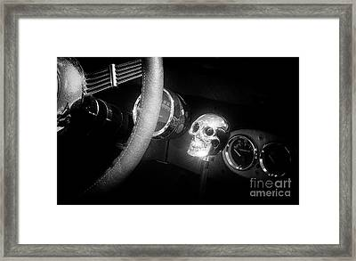 Cars As Art 5 Framed Print