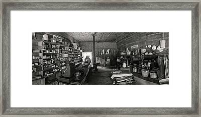 Carter Country Store - 2 Framed Print