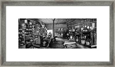 Carter Country Store Framed Print