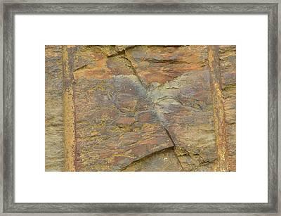 Carter's Lake Framed Print by Linda Geiger