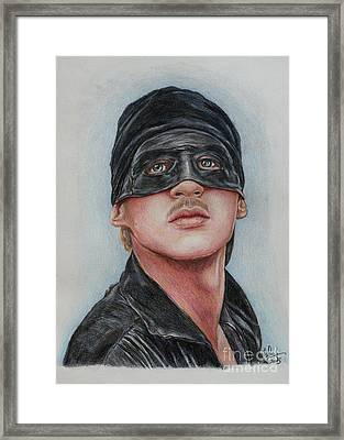 Cary Elwes / Westley / The Princess Bride Framed Print