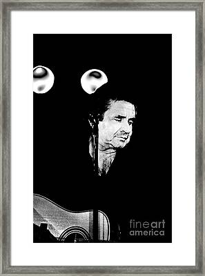 Framed Print featuring the photograph Cash by Paul W Faust - Impressions of Light
